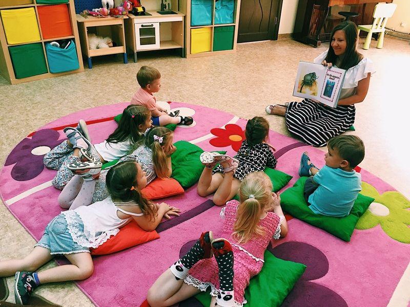 созвездие детский клуб москва